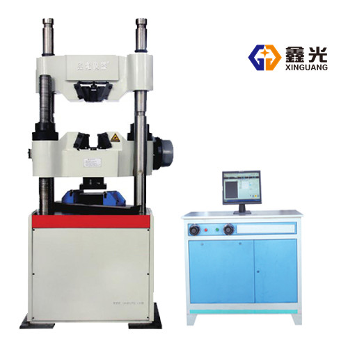 600KN微机屏显液压万能试验机