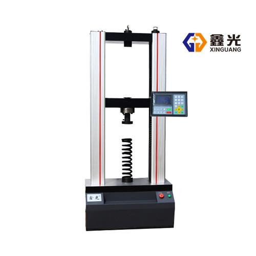 TLS-100A数显弹簧拉压试验机