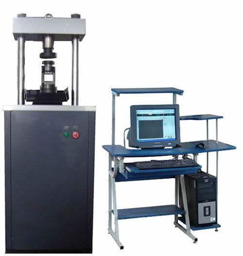 WDW-Y300D全自动陶粒砂试验机