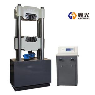 2000KN数显液压万能试验机