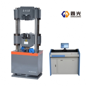 四川1000KN微机控制电液伺服万能试验机