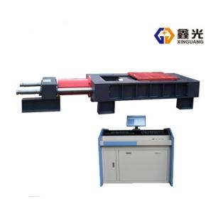 甘肃300KN微机控制卧式拉力试验机