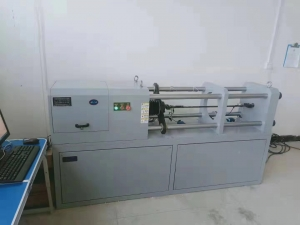 黑龙江500kN微机控制钢绞线松弛试验机-卧式结构