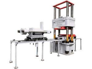 工程橡胶压剪试验机